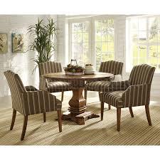 Casual Dining Room Casual Dining Room Set Rustic Oak Homelegance