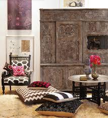 moroccan tea table stand beni ourain carpet black embroidered floor cushion moroccan tea