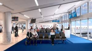 atlanta airport floor plan atlanta airport expanding with concourse t extension