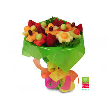 send fruit bouquet fruit bouquet hers sydney fruit flower basket delivery sydney