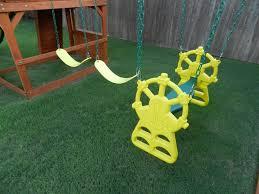 Weston Backyard Discovery Get Great Value With Backyard Discovery Atlantis Cedar Swing Set