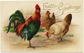 vintage thanksgiving postcards easter old design shop blog