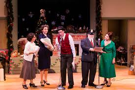 Radio Theatre Christmas Scripts Christmas On Air U0027 Has Charms But May Not Be For All Onbostonstages