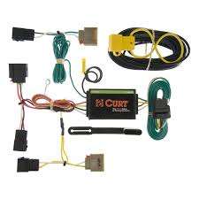 curt t connector trailer wiring