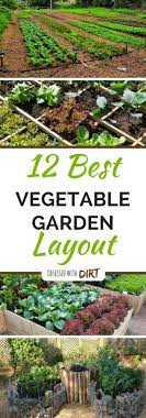 Best Vegetable Garden Layout 25 Easy Vegetable Garden Layout Ideas For Beginner Vegetable