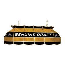 Miller Genuine Draft Pool Table Light Trademark Miller Genuine Draft 40 Inch Pool Table Light Mgd4000