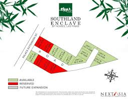 Southland Floor Plan by Southland Enclave Preselling Townhouse For Sale In Las Pinas