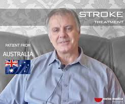 stroke treatment and rehabilitation with stem cells