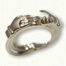 betrothal ring 100 best claddagh jewelry gimmel betrothal rings images on