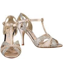 wedding shoes t bar t bar wedding shoes ivory wear