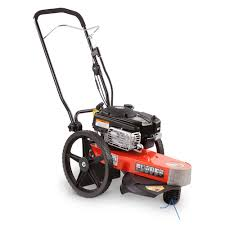 trimmer mower 6 75 briggs and stratton string trimmer dr