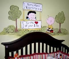 20 adorable cartoon themed nursery ideas charlie brown brown