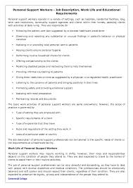 Electrician Job Description For Resume by Habilitation Technician Cover Letter