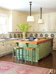 green kitchen islands green kitchen island coryc me