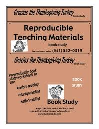 gracias the thanksgiving turkey guided reading lesson plan unit