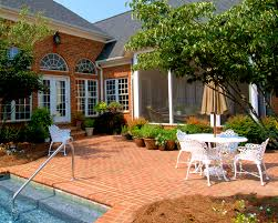 Pool Patio Pavers by Clay Brick Pavers Allied Concreteallied Concrete