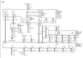 ford where is the maf iat sensor on an f250 triton v10 2