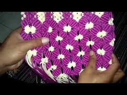 youtube cara membuat tas rajut dari tali kur tutorial tas tali kur motif jagung youtube membuat tas