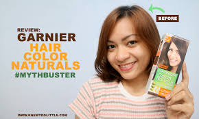 Masker Rambut Garnier knew garnier color naturals nourishing permanent