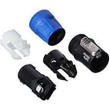 amazon com neutrik nl2fx 2 pole speakon connector electronics