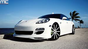 Porsche Panamera Black Rims - porsche panamera 4s on xo wheels rides magazine