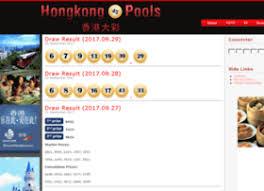 Hongkong Pools Hk45pools At Wi Hong Kong Pools