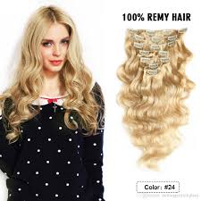 18 inch hair extensions grade 8a human clip in hair extensions 18inch 150g clip in human