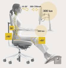 bureau poste de travail ergonomie savoir faire steelcase mobilier de bureau et