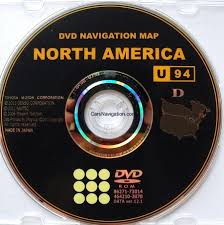 Sat Nav With Usa And Europe Maps by 86271 Gen06 12 Car Navigation Dvd Maps