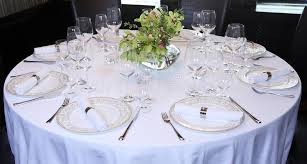 set table to dinner fancy table set for a dinner stock image image of cloth green