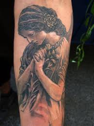praying angel tattoo design photo 4 real photo pictures