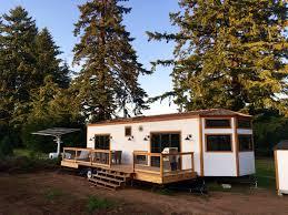 Tiny Homes In Oregon by Custom Craftsmanship Tiny Heirloom Luxury Custom Built Tiny Homes