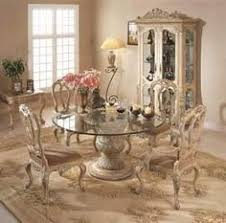San Antonio Dining Room Furniture Empire Ii Round Dining Group Schnadig Star Furniture Houston