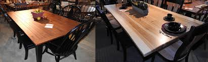 Amish Custom Furniture And Accents Amish Dining Room Furniture - Dining room furniture michigan