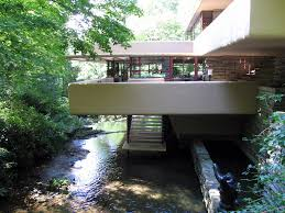 Falling Water House by Fallingwater House Frank Lloyd Wright 1937 Pablo Sanchez