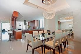 cuisine ouverte sur salle à manger cuisine ouverte moderne et salle à manger photo stock image du