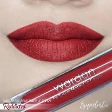 Lipstik Pixy Warna Merah ini 6 pilihan warna lipcream wardah yang paling cocok untuk pemilik