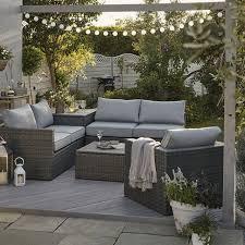 canapé de jardin castorama salon de jardin sulana 2 effet résine tressée salon de jardin