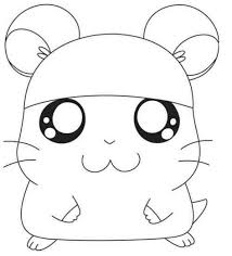 hamtaro colouring sunflower hamtaro coloring pages pencil and