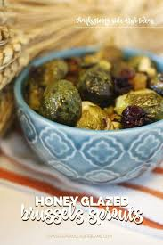 honey glazed brussel sprouts spaceships and laser beams