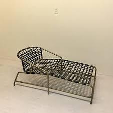 Mid Century Modern Outdoor Furniture by Rare Brown Jordan Kantan Chaise Lounge Mid Century Modern Outdoor