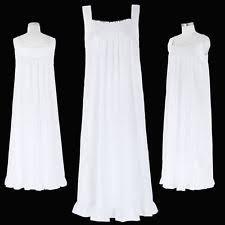 women u0027s 100 cotton gowns ebay