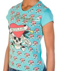 ed hardy love and luck love and products
