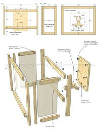 Woodworking Plans Light Table by Diy Wall Light U2022 Woodarchivist