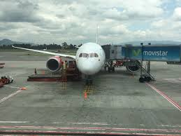 Avianca Route Map by Review Of Avianca Flight From Santiago To Bogota In Business