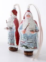 breen sandvika santa ornament the museum shop of the