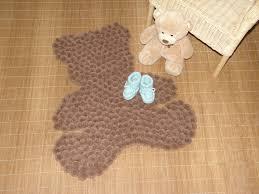 tapis ourson chambre bébé chambre tapis ourson tapis chambre pas cher bleu teddy nattiot