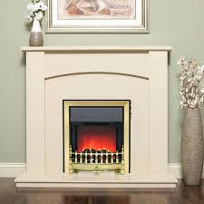 granite electric fire suites black suite and white wall mounted
