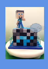 How To Make Decorations In Minecraft Viva La Cake I Blog How To Make A Minecraft Cake Icing