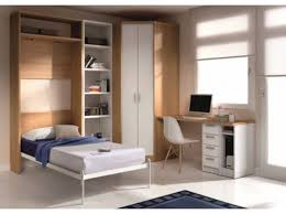 lit escamotable avec bureau armoire lit escamotable atlas avec bureau etagères armoires